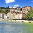 Lyon view, France — Stock Photo #10393027