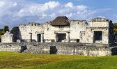 Mayan ruins of Tulum Mexico — Stock Photo