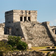Mayan ruins of Tulum Mexico - Foto de Stock
