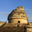 Observatory at Chichen Itza, — Stock Photo #8726956