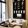 Stock Photo: Interiors luxury and design
