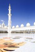 White Mosque — Stock Photo