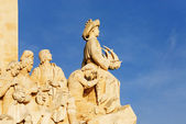 The Padrao dos Descobrimentos — Stock Photo