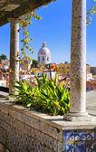 Widok lizbony — Zdjęcie stockowe