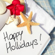 Happy hollidays — Stock Photo #9743818