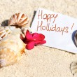 Happy hollidays — Stock Photo #9824922