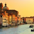 Grand Canal in Venice, Italy — Stock Photo #9999283