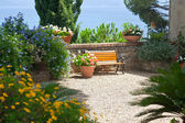 Giardino all'italiana — Foto Stock