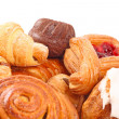 Bakery foodstuffs — Stock Photo