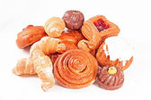 Bakery foodstuffs — Stock Photo