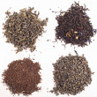 Stock Photo: Dried tea