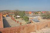 The Jaigarh Fort near Jaipur — Stock Photo