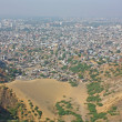 View of Jaipur — Foto Stock