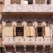Streets and buildings of Jaipur — Stockfoto