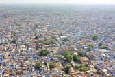 "Jodhpur the ""blue city"" in Rajasthan state — Stock Photo"