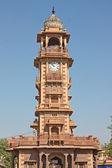 Clock-tower in Jodhpur — Photo