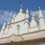 Church in Kerala — Stock Photo #9107239