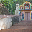Ancient Hindu JanadhanTemple in Varkala — Stock Photo #9108294
