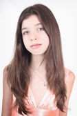 Nice teen girl — Stock Photo
