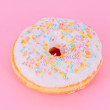 Stock Photo: Fresh tasty colorful donuts