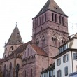 Church in Strasbourg — Stock Photo
