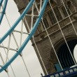 Tower Bridge Details — Stok Fotoğraf #8810735