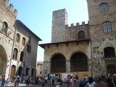 Historical Tuscany — Stock Photo