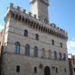 Montepulciano City hall — Stock Photo