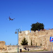 Stock Photo: Landing in Faro