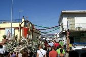 Religious Festival in Espana — Stock Photo