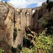 Ronda Ancient Bridge - Stockfoto