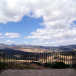 LAndscape from Ronda - Stockfoto