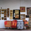 Ancient shop in Ronda - Stockfoto