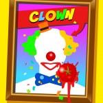 l'armature de clown — Vecteur