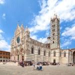 Duomo di Siena, Italy — Stock Photo