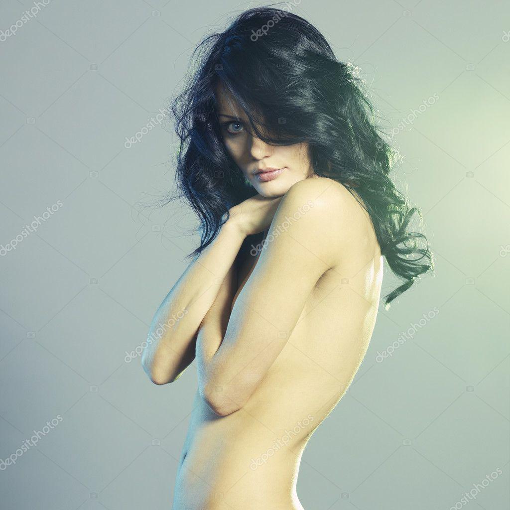Элегантная голая фото 8 фотография