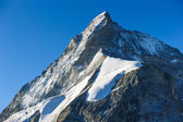 Matterhorn mountain peak — Stock Photo
