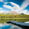 Patricia Lake — Stock Photo
