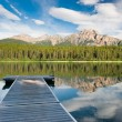 Patricia Lake, Canada — Stock Photo
