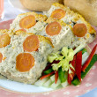 Turkey pate — Stock Photo