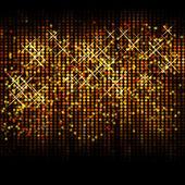 Abstracte christmas glitter achtergrond — Stockvector