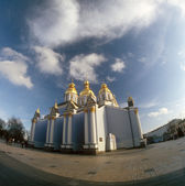 St. Michael cathedral. Kyiv, Ukraine. — Stock Photo