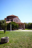 Byzantium church — Stock Photo