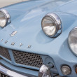 Headlights of TRIUMPH Spitfire 1500 from 1978 — Stock Photo