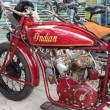 Motorbike Indian Scout-Racer from 1926 - Foto de Stock