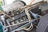 Автомобильный двигатель бондаря fi с 1965 — Стоковое фото