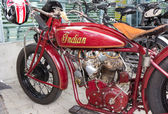 Motorbike Indian Scout-Racer from 1926 — Stock Photo