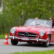 Vintage car Mercedes-Benz 190 SL from 1960 — Stock Photo