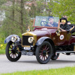 Stock Photo: Vintage pre war race car Alldays VictoriCoupé from 1914