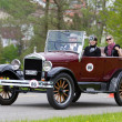 Stock Photo: Vintage pre war race car Ford T Tourer from 1926